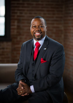 Missouri State University Board of Governors member Orvin Kimbrough