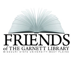 Logo for Friends of the Garnett Library