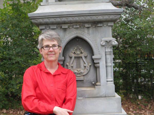 """ABBY BURNETT, an independent scholar and author of Gone to the Grave: Burial Customs of the Arkansas Ozarks, 1850-1950, will be the keynote speaker of the 10th annual Ozarks Studies Symposium hosted by Missouri State University-West Plains Sept. 22-24 at the West Plains Civic Center. Burnett will give her presentation, """"Gone to the Grave: An Examination of Ozark Burial Practices, 1850-1950,"""" at 4:30 p.m. Friday, Sept. 23. All symposium presentations are free and open to all. (Photo provided)"""