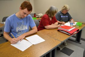 College Readiness Program helps students brush up on basic education skills