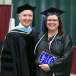 Heidi Pettit named Outstanding ASN Student at commencement