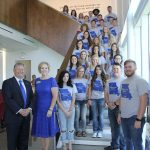 Student Ambassadors selected for 2016-17 academic year