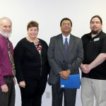 Several faculty members receive promotion, tenure