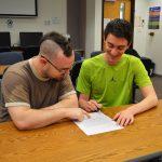 On-campus employment lets students work around class schedule