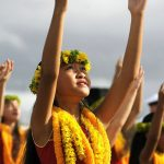 Come in from the cold with a performance by the Hawaiian Polynesian Revue December 4