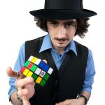 Magician/comedian/musician Brian Miller will perform Oct. 2