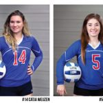 Several Grizzlies named to MCCAC All-Conference Volleyball Team
