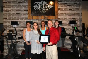 Flo Fitness Studio among 'Fan Favorite Givers' for Annual Auction