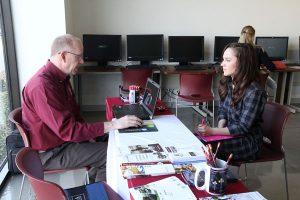 Several educators take advantage of Teacher Placement Day