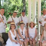 Croquet party among items up for bid at 'Red, White and True Blue' annual auction