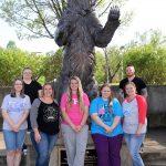 10 students receive scholarships through TRiO program