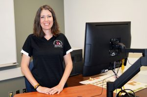 REBECCA SMOTHERMAN, an instructor in the Department of Counseling, Leadership and Special Education at Missouri State University in Springfield, has been tapped to serve as liaison for students enrolled in the Master of Science in Counseling degree program offered locally through the Missouri State University Outreach office on the Missouri State-West Plains campus. (Missouri State-West Plains Photo)