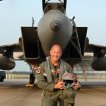 Air Force fighter pilot to speak at commencement