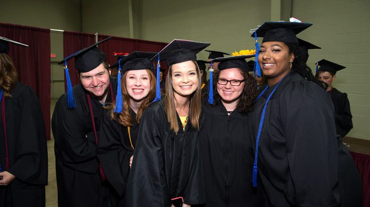 257 students will receive degrees at commencement May 20