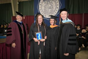 3 receive Outstanding Student Awards at commencement