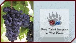 Missouri State 'Bears United' reception set for June 13