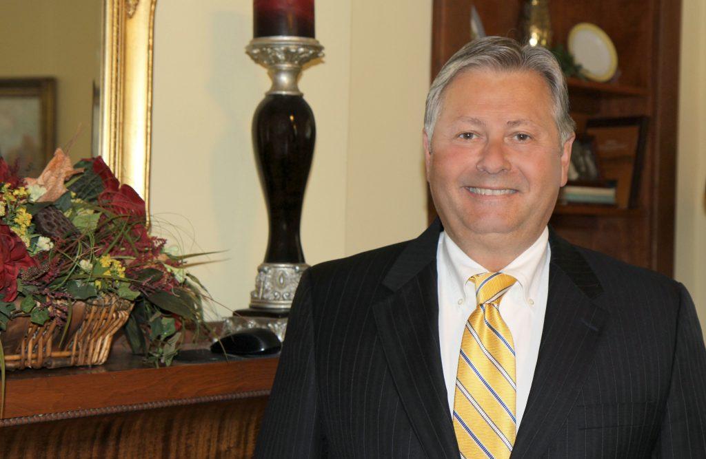 Chancellor Drew Bennett