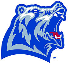 The official logo of Grizzly Athletics.