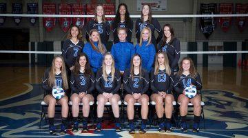 Grizzly Volleyball team earns AVCA Team Academic Award