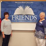 Friends of the Garnett Library announces officers for the 2017-18 academic year