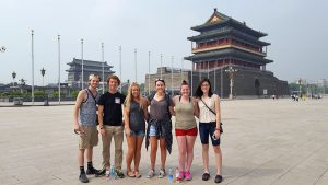 6 students chosen for China Semester Study Away Program