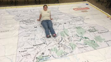 Missouri State-West Plains to host annual geographers meeting Oct. 19-21