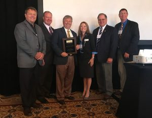 Missouri State-West Plains chancellor receives award from Rural Community College Alliance (RCCA)
