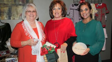 3 local residents win giveaways at fashion show