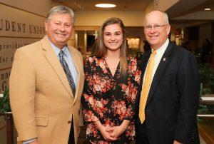 Graduate Micaela Wiehe receives Citizen Scholar Award