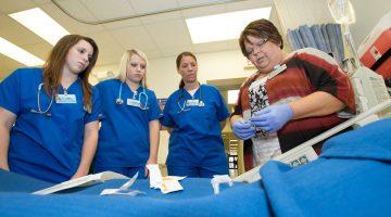 Accreditation site review for nursing program set for February 2018
