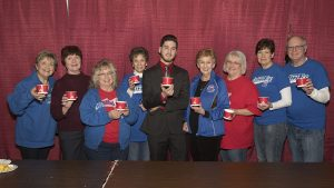 More than $1,000 raised for Garnett Library at Friends chili supper