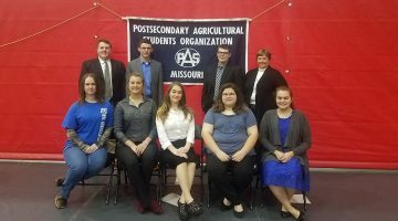 8 students place in competitions at state agriculture conference