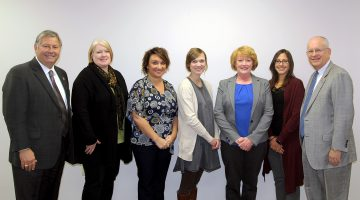 Several faculty receive promotions, granted tenure