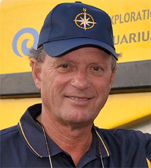 Photo of Dr. Robert Ballard