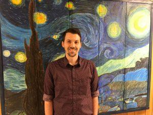 Spotlight: Luke England