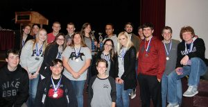 West Plains takes top honors in 33rd annual Interscholastic Contest