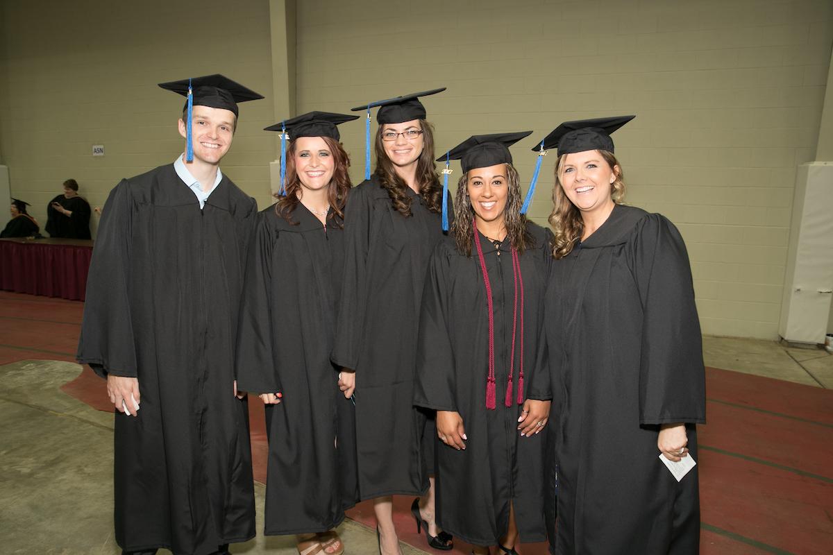 graduates of Missouri State - West Plains