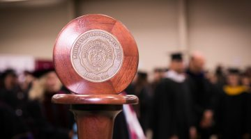 267 to receive degrees at May 19 commencement ceremony