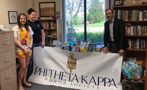PTK charity poker tournament benefits Bridges Program