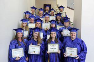 AEL Program graduates receive diplomas