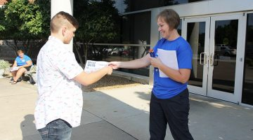First day enrollment figures announced
