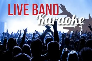 Live out your rock star dreams Aug. 24 with Live Band Karaoke