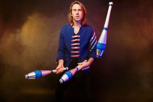 Award-winning comedian, juggler to perform Oct. 4 in West Plains