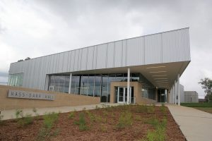 Hass-Darr Hall dedication, ribbon cutting ceremony set for Sept. 26