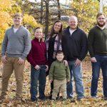 Heath Lair and family